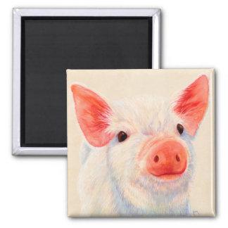 "Lil"" Oinker - imán del cerdo"
