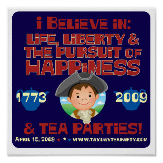 Lil Patriot Poster