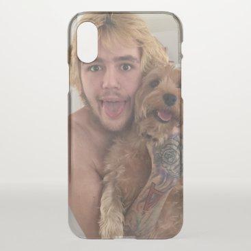 Lil Peep iPhone X Case
