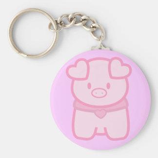 Lil' Piggy Keychain