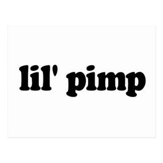 Lil pimp postcard