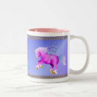 'Lil Pink Unipeg mugs