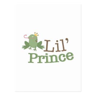 Lil Prince Postcard