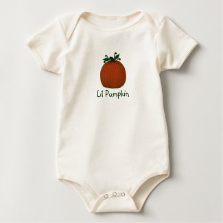 Lil Pumpkin Baby shirt