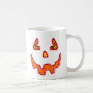 Lil' Pumpkin Halloween Mug mug
