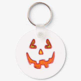 Lil' Pumpkin Keychain keychain