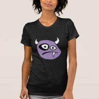 Lil Purple Devil Womens T-Shirt