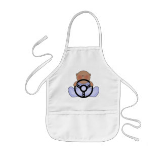 Lil Race Baby Boy - Ethnic Kids' Apron