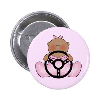 Lil Race Baby Girl - Ethnic Buttons