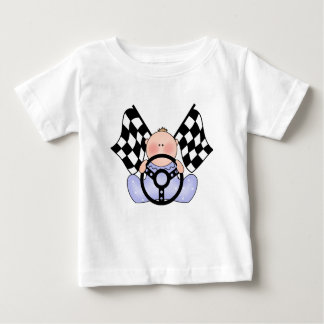 Lil Race Winner Baby Boy Baby T-Shirt