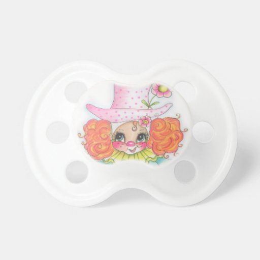 Lil Ragamuffin Noodle The Clown BooginHead Pacifier
