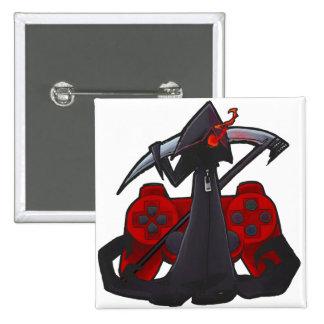 Lil Reaper Badge - Original Pinback Button