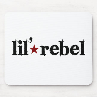 Lil Rebel Mouse Pad