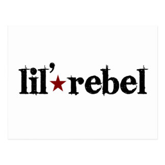 Lil Rebel Post Cards
