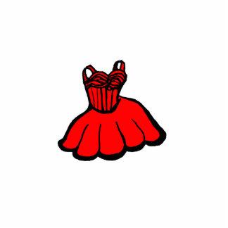 L'il Red Dress Photo Sculpture