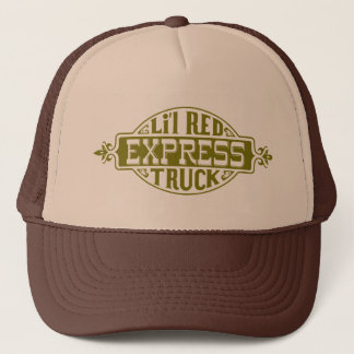 Lil' Red Express Trucker Hat