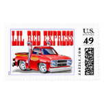 Lil Red Postage