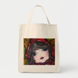 Lil' Red Riding Hood Canvas Bag