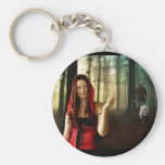 Lil Red Riding Hood Key Chains