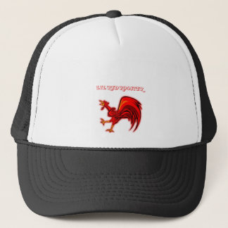 Lil Red Rooster Trucker Hat