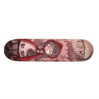 Lil Red Skateboard Deck