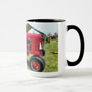 Lil Red Tractor Mug