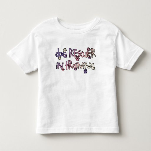 Lil' Rescuer Toddler 1 Shirt