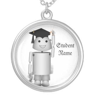 ¡Lil Robo-x9 consiguió su diploma!!! Grimpola Personalizada