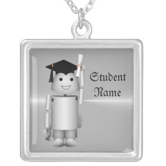 ¡Lil Robo-x9 consiguió su diploma!!! Grimpolas