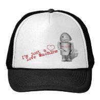 (Lil' Robo-x9) Love Machine Hats