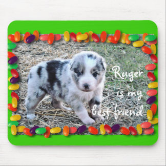 Lil Ruger Mousepad-customize Mouse Pad