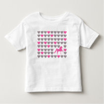Lil Saddlebred Lover Toddler Tee Shirt
