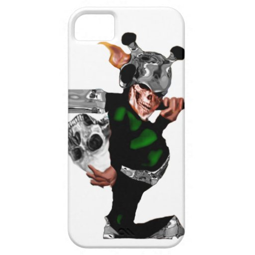lil severo iPhone 5 protector