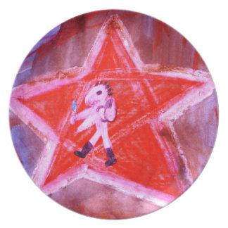 ...lil sharky... plate
