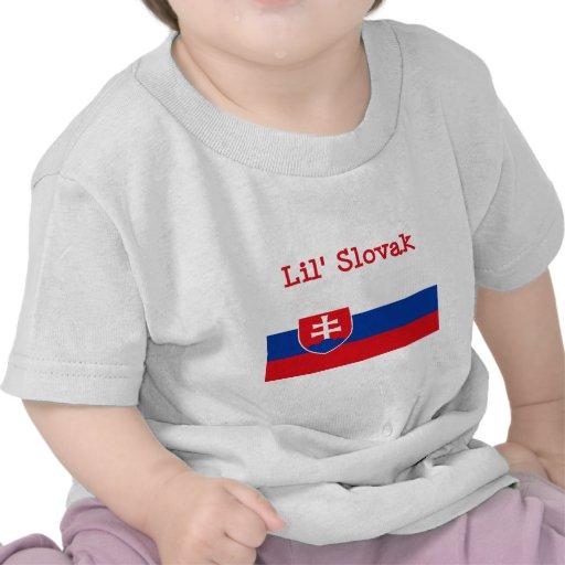 Lil' Slovak T-shirt