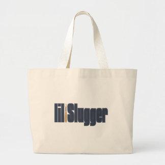 lil Slugger Large Tote Bag