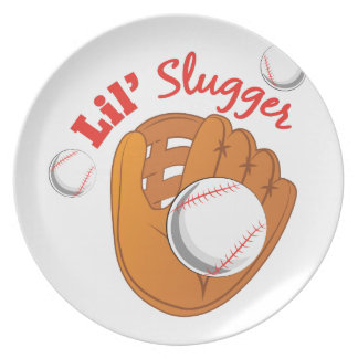 Lil Slugger Plates