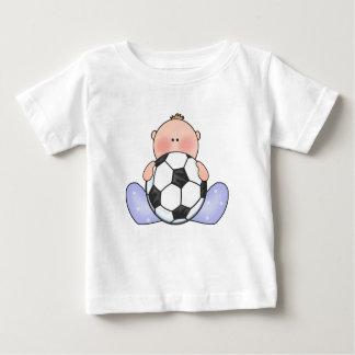 Lil Soccer Baby Boy Baby T-Shirt