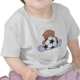 Lil Soccer Baby Boy- Ethnic T-shirt