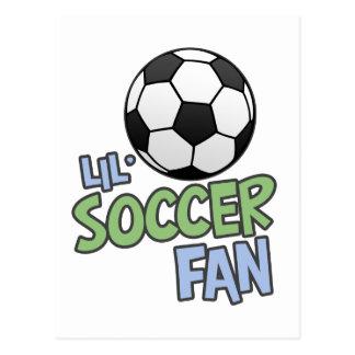 Lil' Soccer Fan Postcard