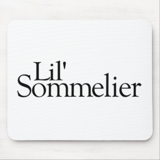 Lil Sommelier Mouse Pad