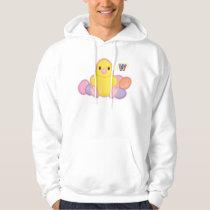 Lil Spring Chick Pattern Hoodie