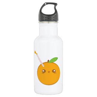 Lil' Squirt Cute Baby Orange Water Bottle