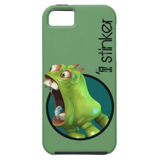 'lil stinker iPhone case