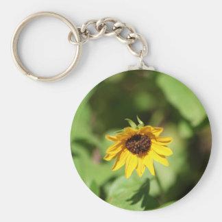 Lil' Sunflower keychain