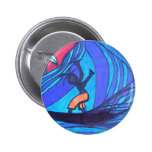 Lil' Surfer Dude Pin