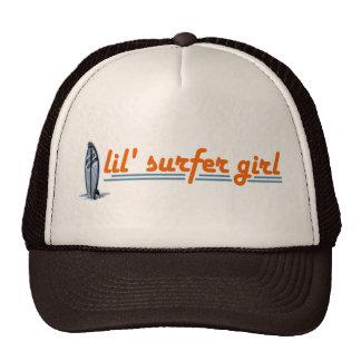 Lil Surfer Girl Trucker Hat