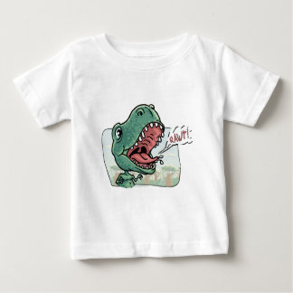 Lil' T Rex Big Bro Older Brother Gear Baby T-Shirt