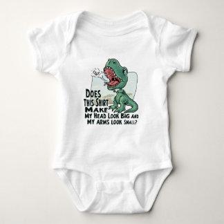 Lil' T Rex Big Head Little Arms T Shirts