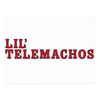 Lil Telemachos Postcard